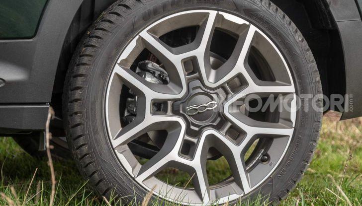 Prova Fiat 500X 1.3 T4 FireFly DCT 2019: Più prestazioni, meno consumi - Foto 9 di 41