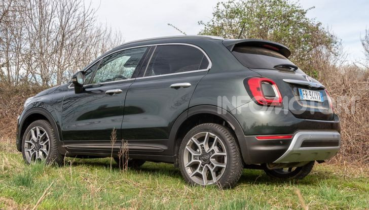 Prova Fiat 500X 1.3 T4 FireFly DCT 2019: Più prestazioni, meno consumi - Foto 10 di 41
