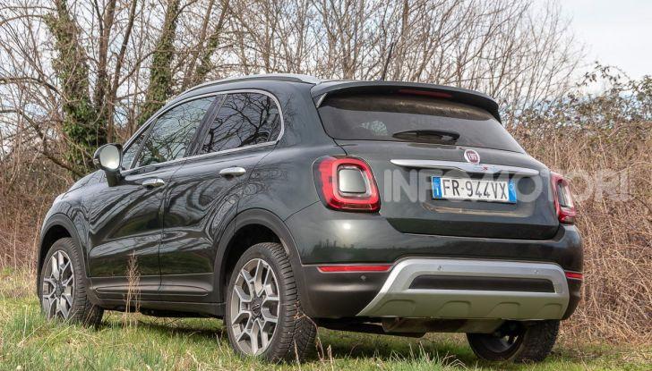 Prova Fiat 500X 1.3 T4 FireFly DCT 2019: Più prestazioni, meno consumi - Foto 11 di 41