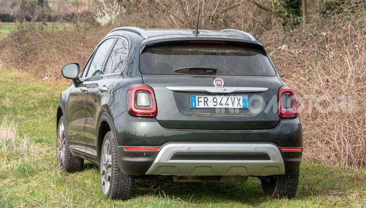 Prova Fiat 500X 1.3 T4 FireFly DCT 2019: Più prestazioni, meno consumi - Foto 14 di 41
