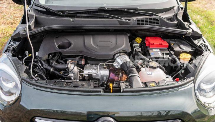Prova Fiat 500X 1.3 T4 FireFly DCT 2019: Più prestazioni, meno consumi - Foto 16 di 41