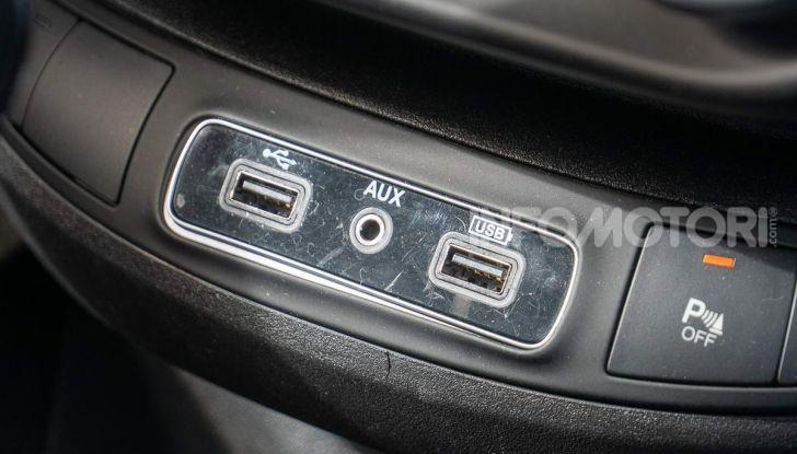 Prova Fiat 500X 1.3 T4 FireFly DCT 2019: Più prestazioni, meno consumi - Foto 21 di 41