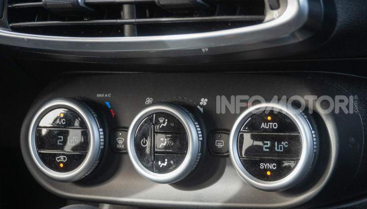 Prova Fiat 500X 1.3 T4 FireFly DCT 2019: Più prestazioni, meno consumi - Foto 22 di 41