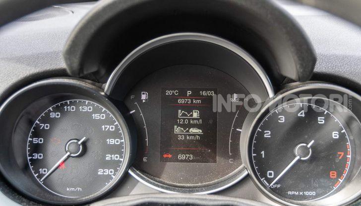 Prova Fiat 500X 1.3 T4 FireFly DCT 2019: Più prestazioni, meno consumi - Foto 24 di 41