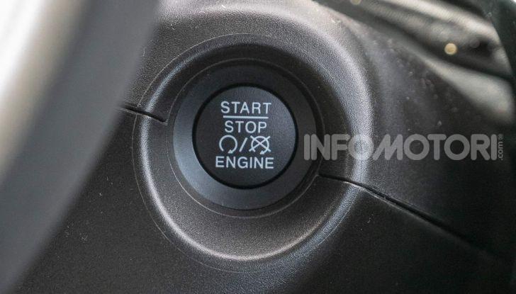 Prova Fiat 500X 1.3 T4 FireFly DCT 2019: Più prestazioni, meno consumi - Foto 26 di 41