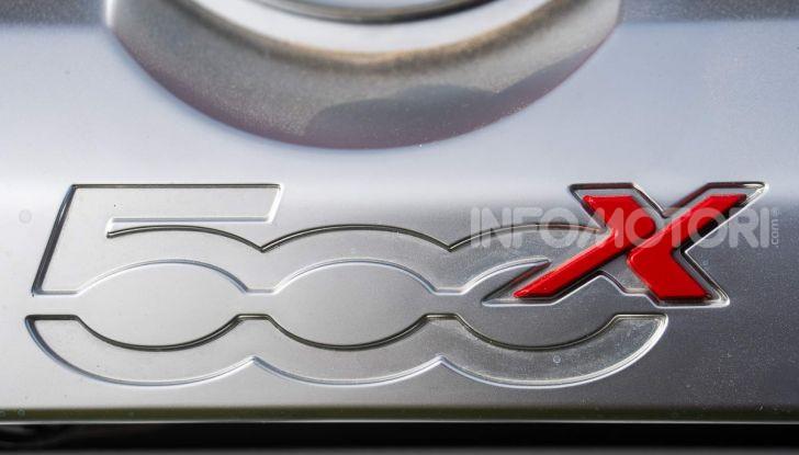 Prova Fiat 500X 1.3 T4 FireFly DCT 2019: Più prestazioni, meno consumi - Foto 27 di 41