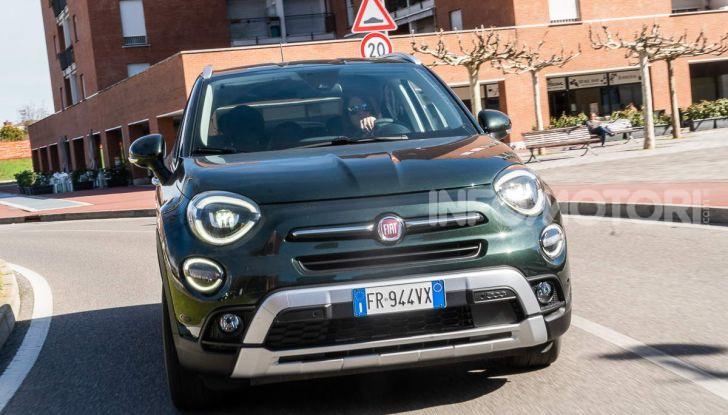 Prova Fiat 500X 1.3 T4 FireFly DCT 2019: Più prestazioni, meno consumi - Foto 28 di 41