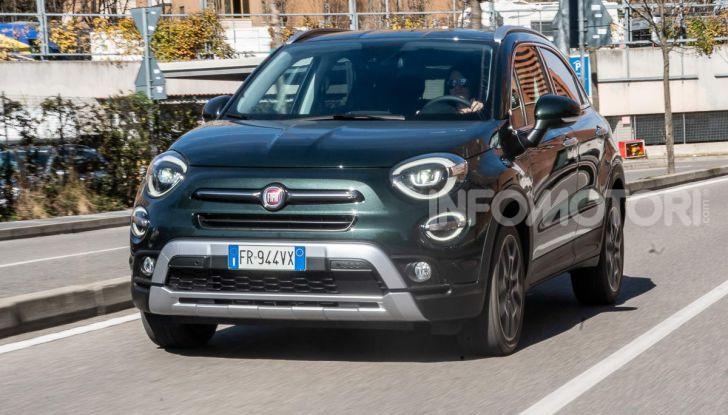 Prova Fiat 500X 1.3 T4 FireFly DCT 2019: Più prestazioni, meno consumi - Foto 29 di 41