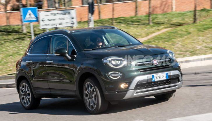 Prova Fiat 500X 1.3 T4 FireFly DCT 2019: Più prestazioni, meno consumi - Foto 30 di 41