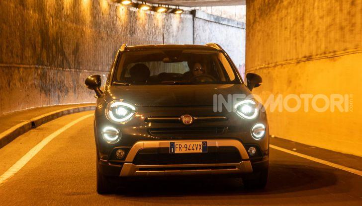 Prova Fiat 500X 1.3 T4 FireFly DCT 2019: Più prestazioni, meno consumi - Foto 31 di 41