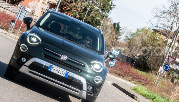 Prova Fiat 500X 1.3 T4 FireFly DCT 2019: Più prestazioni, meno consumi - Foto 32 di 41