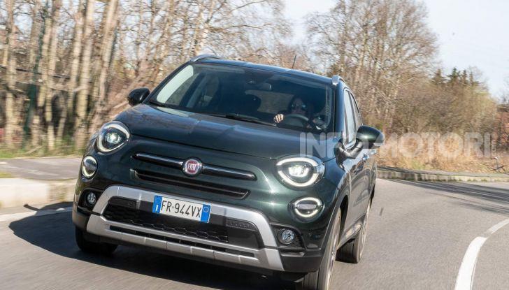 Prova Fiat 500X 1.3 T4 FireFly DCT 2019: Più prestazioni, meno consumi - Foto 33 di 41