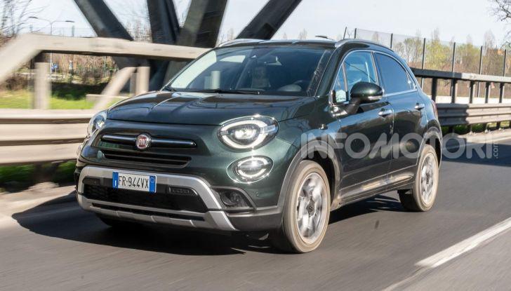 Prova Fiat 500X 1.3 T4 FireFly DCT 2019: Più prestazioni, meno consumi - Foto 34 di 41