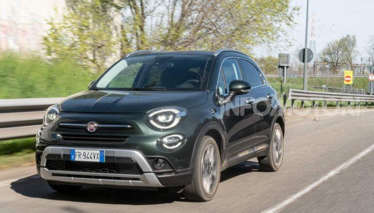 Prova Fiat 500X 1.3 T4 FireFly DCT 2019: Più prestazioni, meno consumi - Foto 36 di 41
