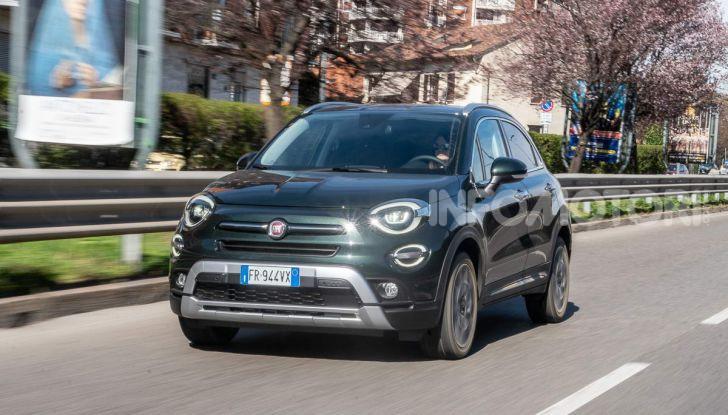 Prova Fiat 500X 1.3 T4 FireFly DCT 2019: Più prestazioni, meno consumi - Foto 37 di 41
