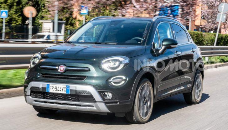 Prova Fiat 500X 1.3 T4 FireFly DCT 2019: Più prestazioni, meno consumi - Foto 38 di 41
