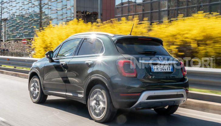 Prova Fiat 500X 1.3 T4 FireFly DCT 2019: Più prestazioni, meno consumi - Foto 40 di 41