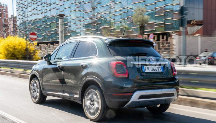 Prova Fiat 500X 1.3 T4 FireFly DCT 2019: Più prestazioni, meno consumi - Foto 41 di 41