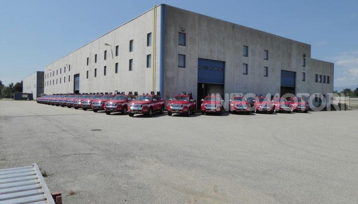Ford Ranger in dotazione al Corpo Nazionale dei Vigili del Fuoco - Foto 3 di 5