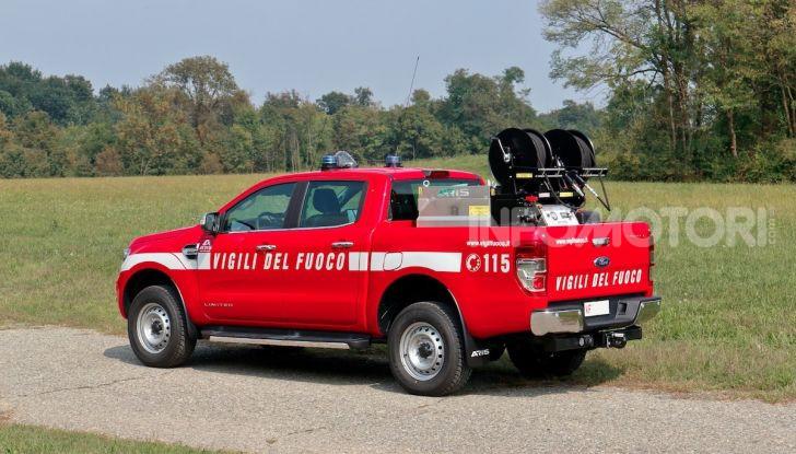 Ford Ranger in dotazione al Corpo Nazionale dei Vigili del Fuoco - Foto 2 di 5