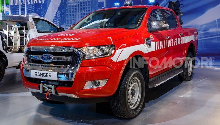 Ford Ranger in dotazione al Corpo Nazionale dei Vigili del Fuoco - Foto 4 di 5