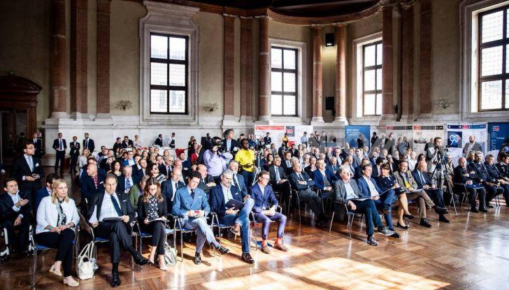 #FORUMAutoMotive 2019, a Milano si parla di sicurezza stradale - Foto 4 di 12