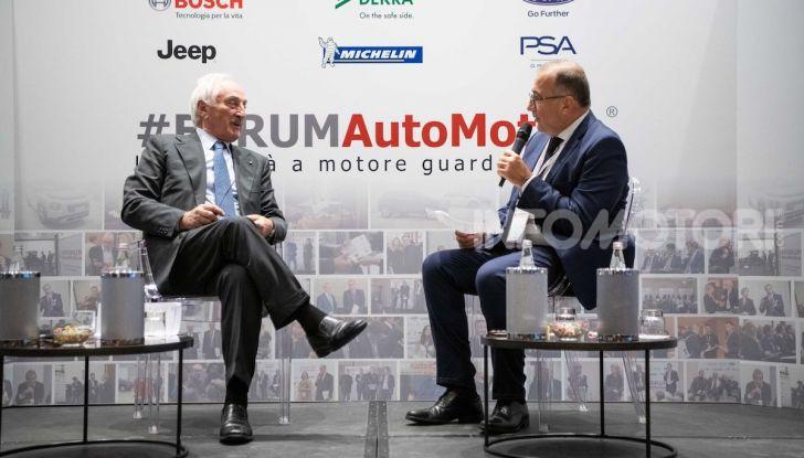 #FORUMAutoMotive 2019, a Milano si parla di sicurezza stradale - Foto 8 di 12