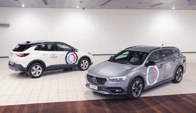 Opel entra nella scuderia di Free2Move Lease