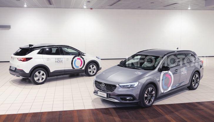 Opel entra nella scuderia di Free2Move Lease - Foto 2 di 5
