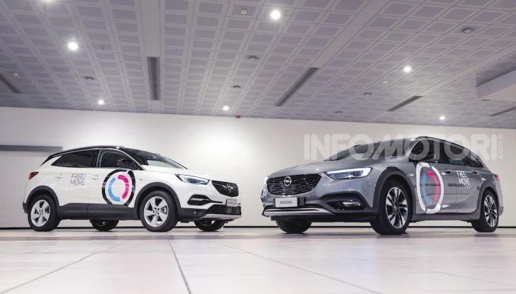 Opel entra nella scuderia di Free2Move Lease - Foto 3 di 5