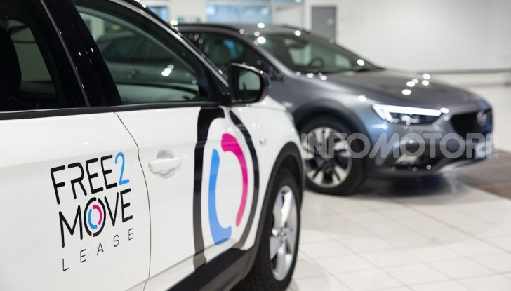Opel entra nella scuderia di Free2Move Lease - Foto 4 di 5