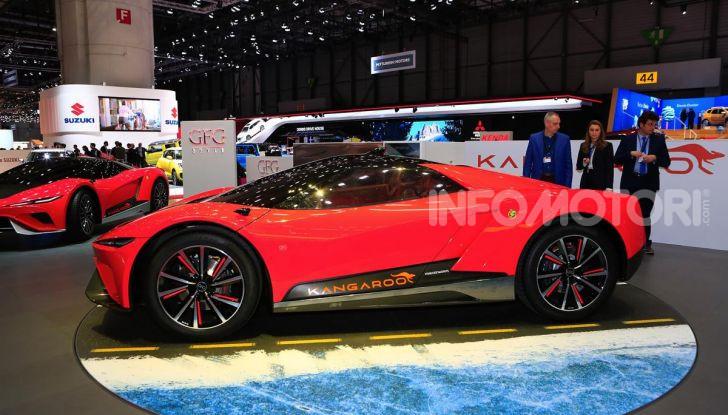 CH-Auto Kangaroo, il SUV elettrico dei Giugiaro per la Cina - Foto 13 di 21