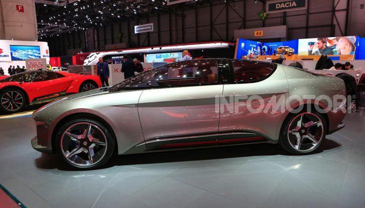 CH-Auto Kangaroo, il SUV elettrico dei Giugiaro per la Cina - Foto 18 di 21