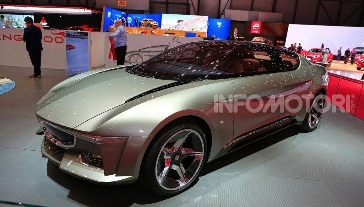 CH-Auto Kangaroo, il SUV elettrico dei Giugiaro per la Cina - Foto 19 di 21