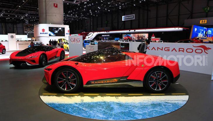 CH-Auto Kangaroo, il SUV elettrico dei Giugiaro per la Cina - Foto 2 di 21