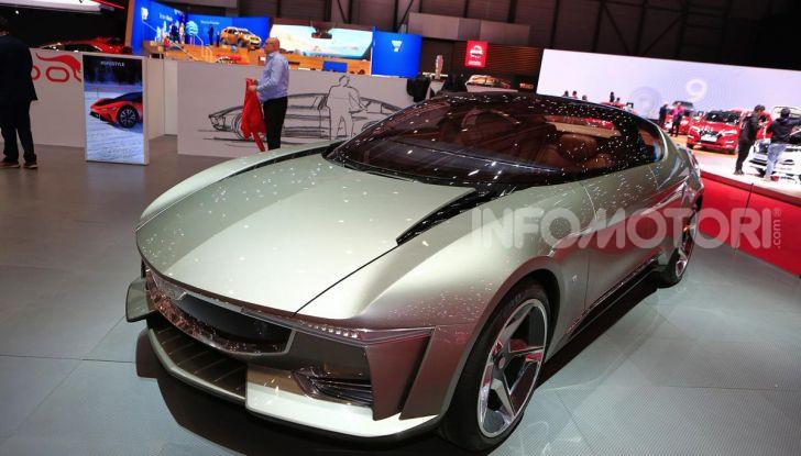 CH-Auto Kangaroo, il SUV elettrico dei Giugiaro per la Cina - Foto 20 di 21