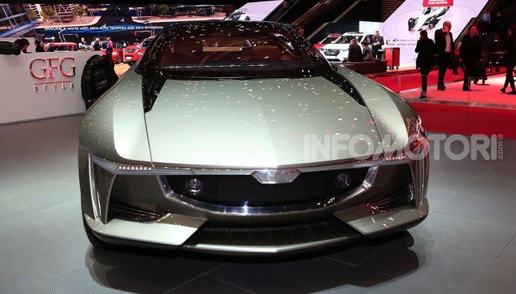 CH-Auto Kangaroo, il SUV elettrico dei Giugiaro per la Cina - Foto 21 di 21