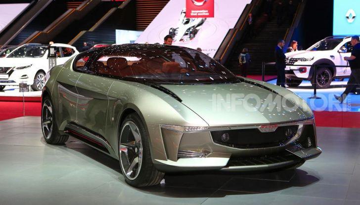 CH-Auto Kangaroo, il SUV elettrico dei Giugiaro per la Cina - Foto 3 di 21