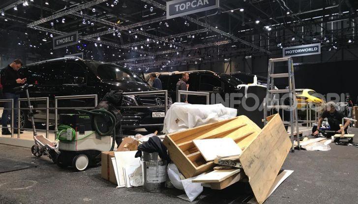 Il Salone di Ginevra 2019 LIVE in un'ampia gallery - Foto 34 di 48