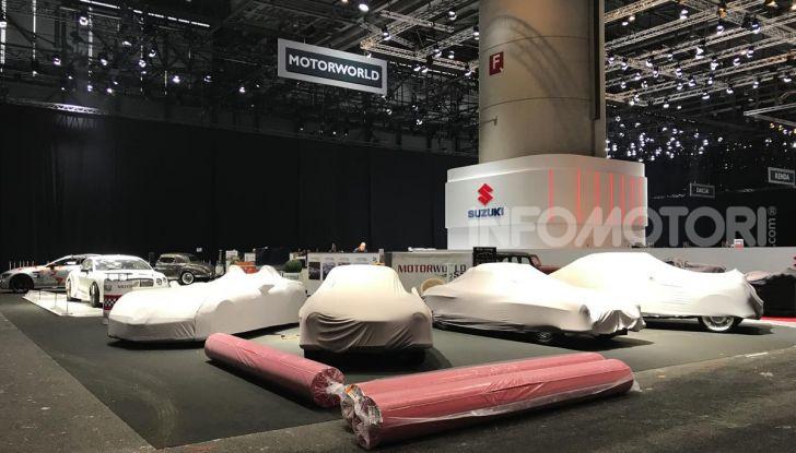 Il Salone di Ginevra 2019 LIVE in un'ampia gallery - Foto 33 di 48