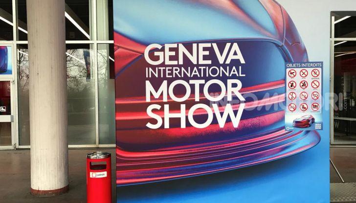 Salone di Ginevra 2020 annullato causa Coronavirus - Foto 47 di 48