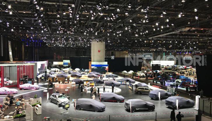Il Salone di Ginevra 2019 LIVE in un'ampia gallery - Foto 45 di 48