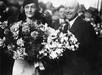 Le donne nella storia di Citroën: Giorgina Bingen