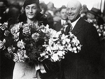 Le donne nella storia di Citroën: Giorgina Bingen - Foto 1 di 3