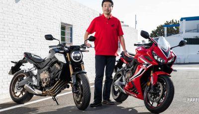 Prova su strada Honda CB650R e CBR650R 2019, caratteristiche, prezzi ed opinioni