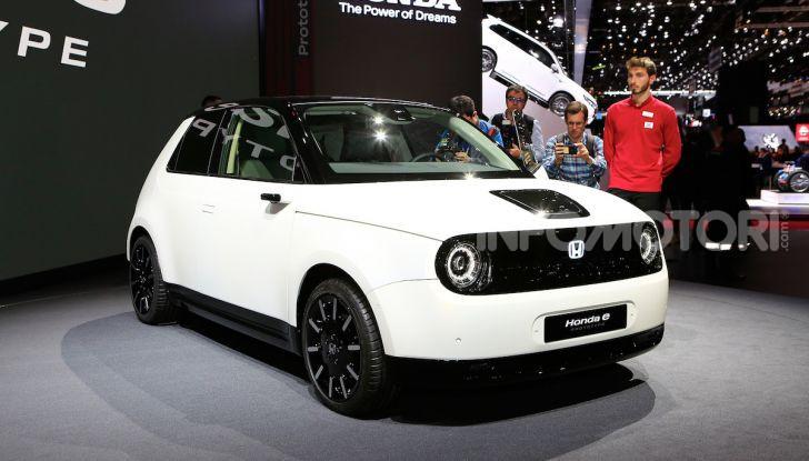 Honda e-Prototype: la nuova auto elettrica giapponese - Foto 1 di 13