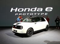 Honda e-Prototype: la nuova auto elettrica giapponese