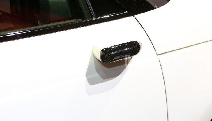 Honda e-Prototype: la nuova auto elettrica giapponese - Foto 7 di 13