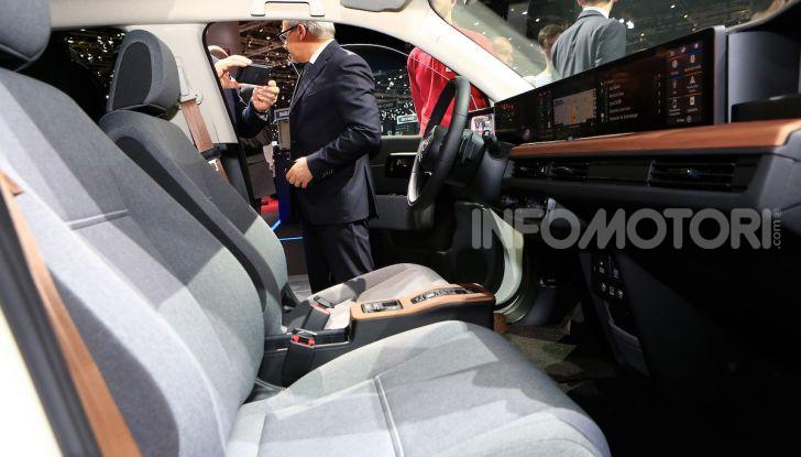 Honda E: la nuova city car per il mercato europeo - Foto 10 di 13