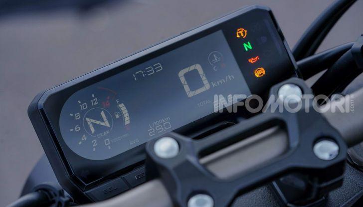 Prova su strada Honda CB650R e CBR650R 2019, caratteristiche, prezzi ed opinioni - Foto 7 di 78